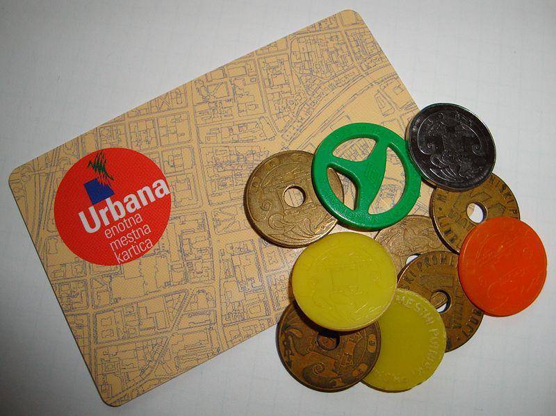 Карточка Urbana