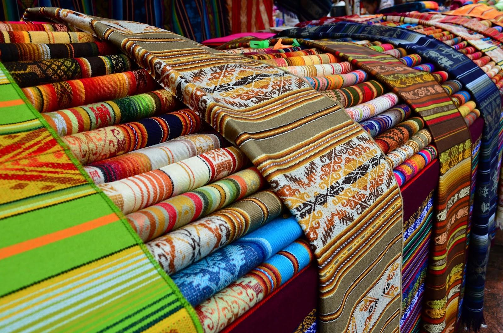 тканые шарфы