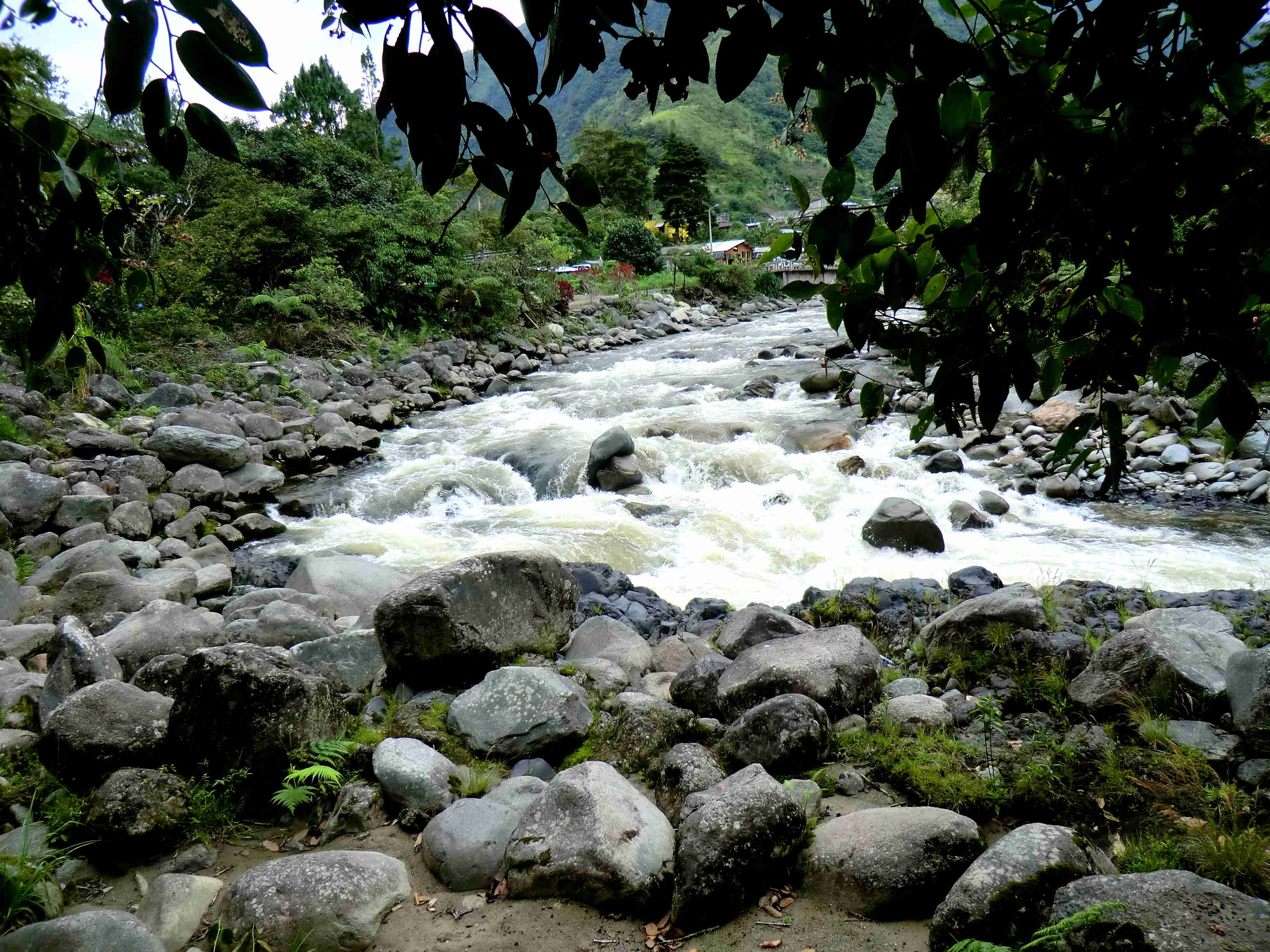 Rio Verde поворот