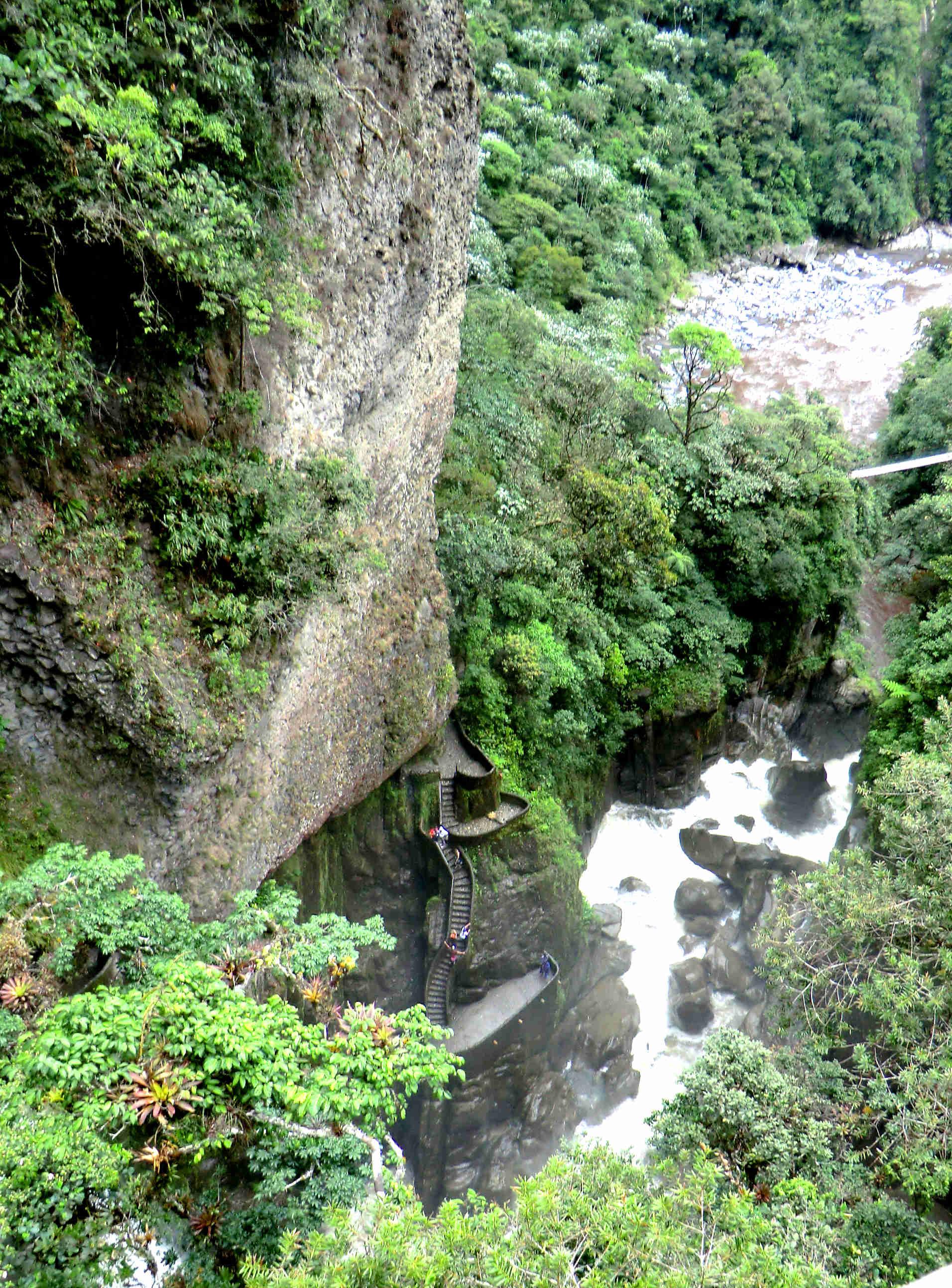 Rio Verde Pailón del Diablo