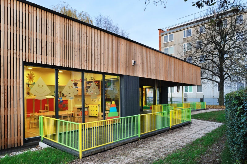 Детский сад в Словении