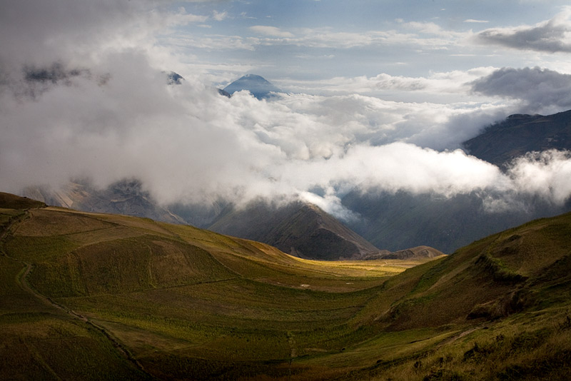 Анды, Эквадор