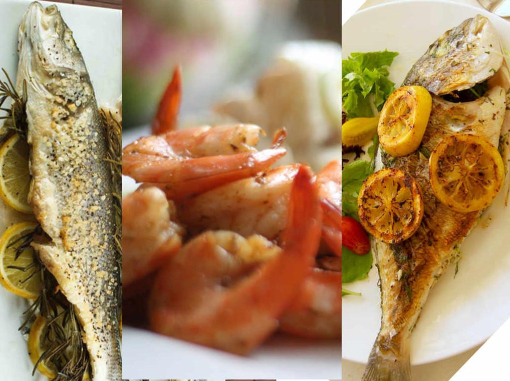 italian fish