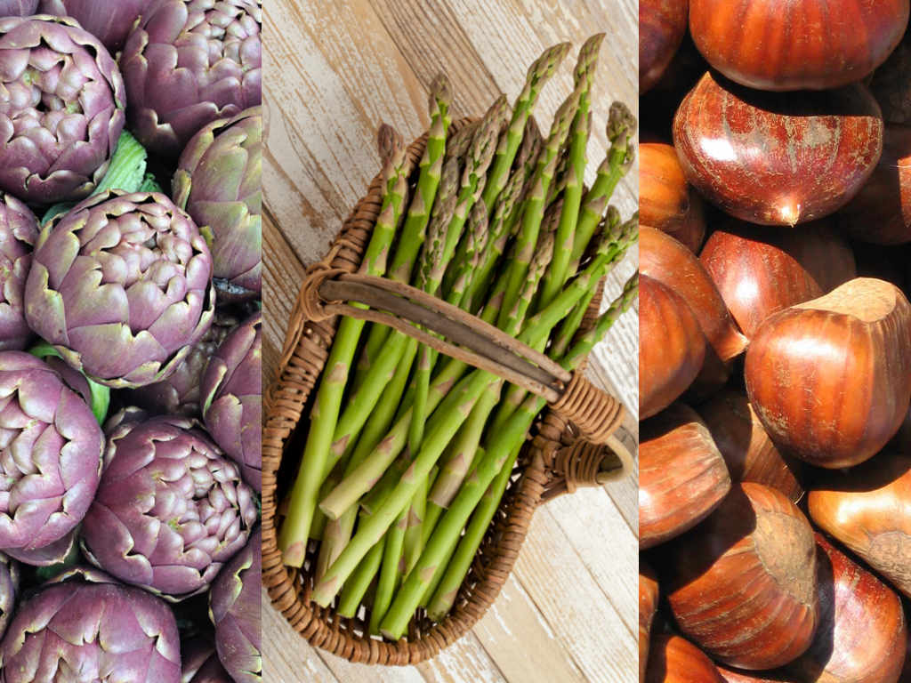 italian season vegetables