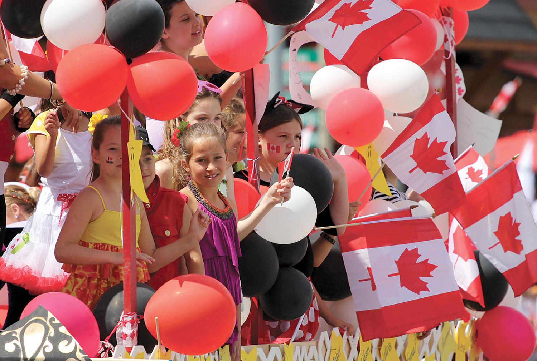 Canada-kids