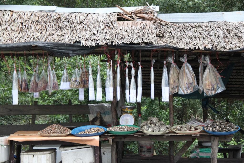 Thailand mini market