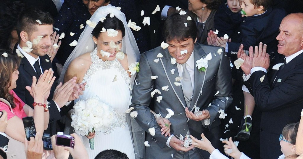 wedding-Antonio-Conte