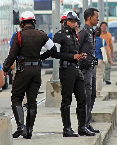 Thai-Police