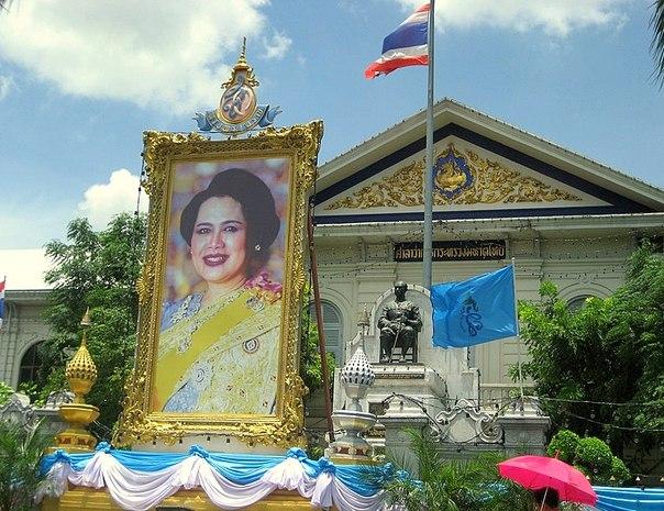 Thai-queen