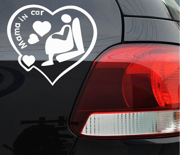 mama-in-car-sticker