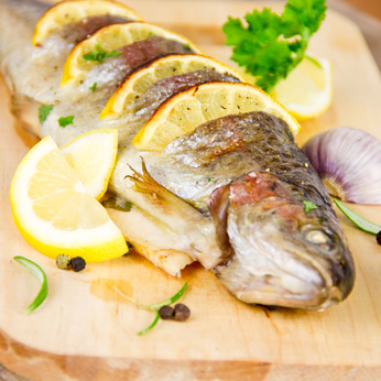 baked-troat-fish