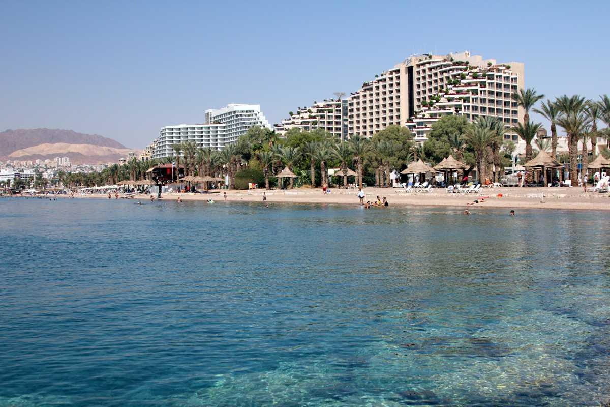 Eilat-Beach