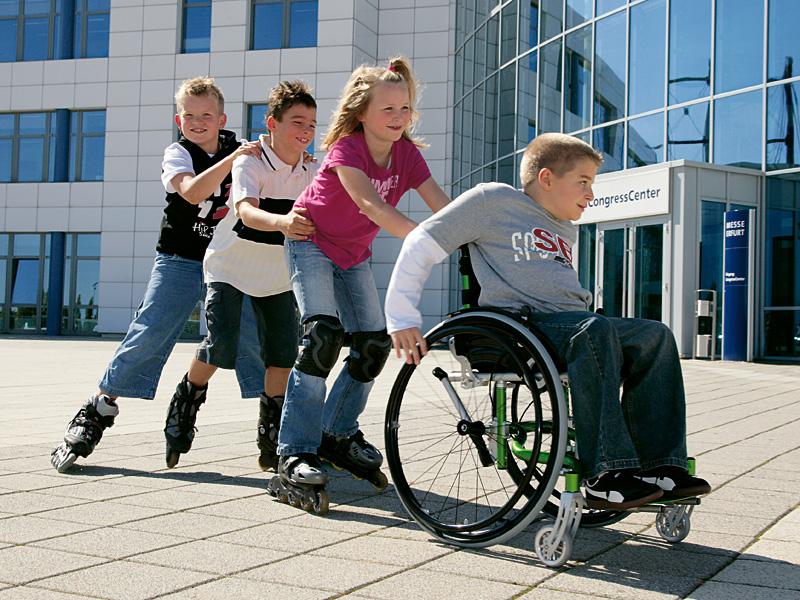 child-wheelchair