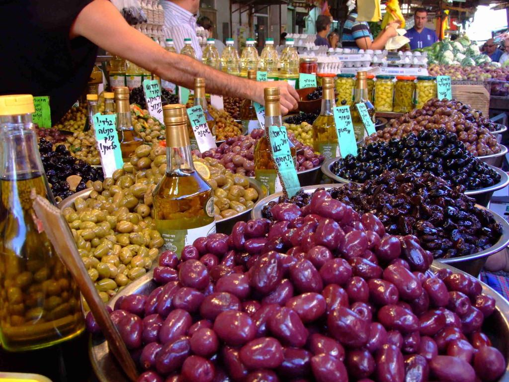 israel-market