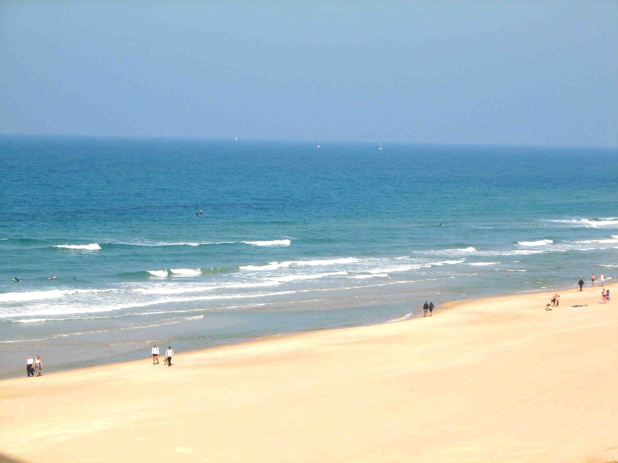 israel-beach