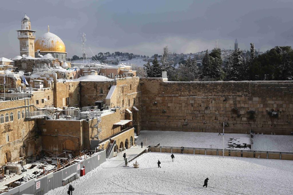 snow-in-jerusalem