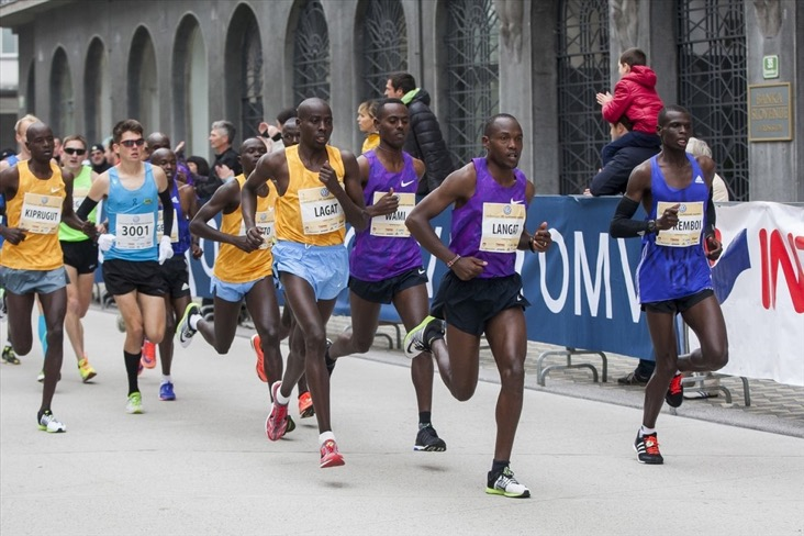 Ljubljana marathon