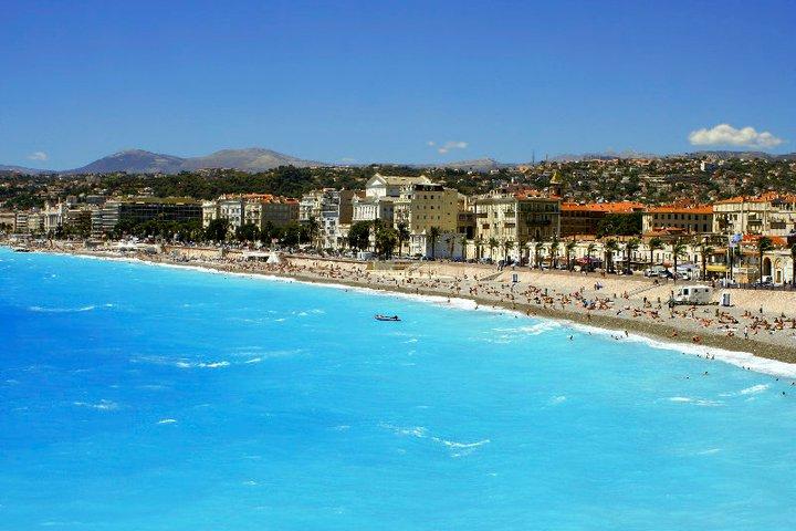 франция пляж