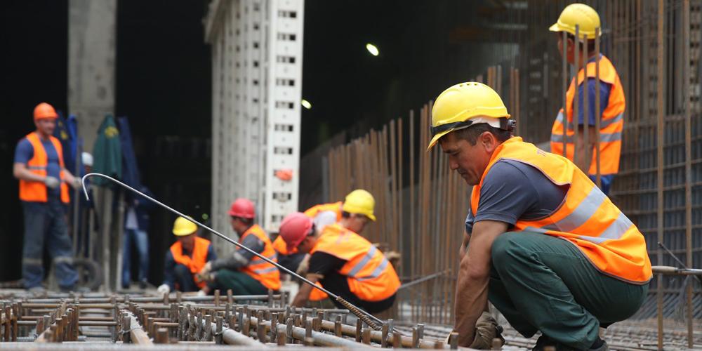 Российское правительство определилось с квотами на иностранных рабочих