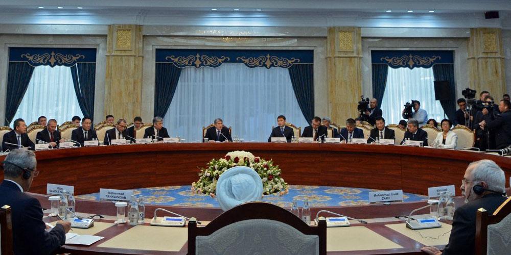 Киргизия и Иран ведут переговоры о смягчении визового режима