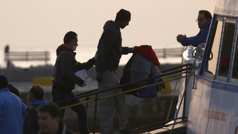 В Италии наблюдается рекордный наплыв нелегальных мигрантов