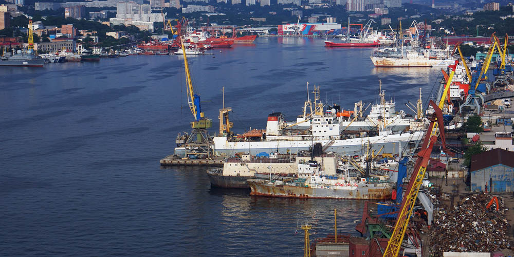 Госдума РФ одобрила законопроект о Свободном порте Владивосток