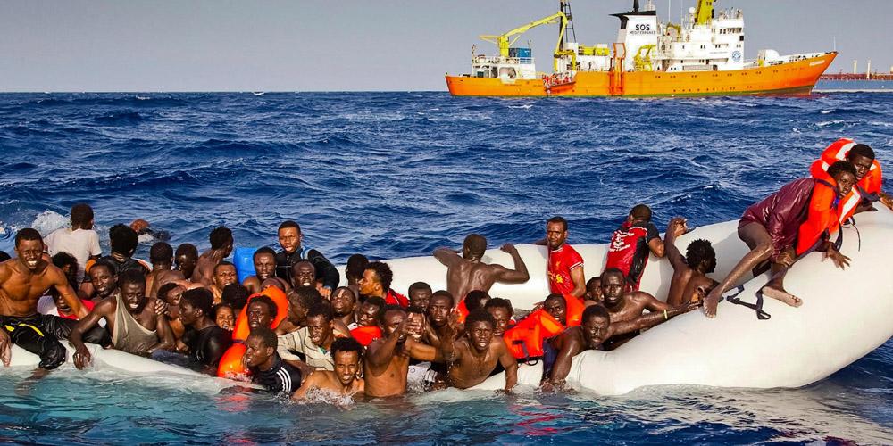 В Европу по Средиземному морю с начала года прибыло 11 тыс. мигрантов
