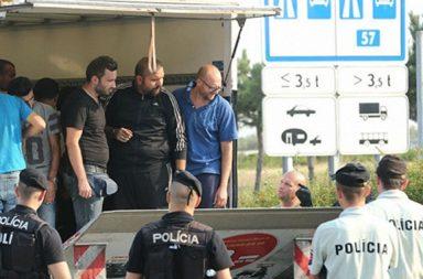 Чехия и Словакия окончательно отказались принимать мигрантов