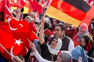 Эрдоган связывает будущее Европы с турецкими мигрантами