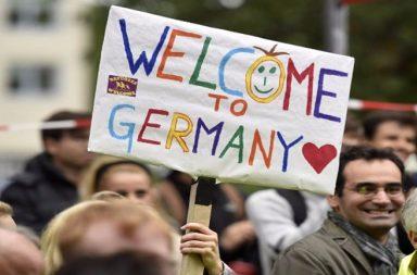 Германская молодежь толерантна к мигрантам