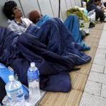 Несколько десятков мигрантов объявили голодовку в Японии