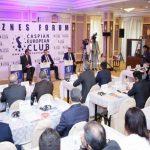 В Баку прошел совместный форум Государственной миграционной службы и Caspian European Club