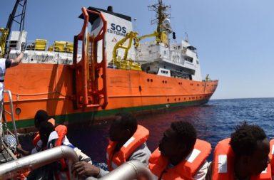 ООН призывает европейские страны и далее проводить спасательные операции в Средиземном море