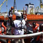 В Средиземном море на лодках обнаружены тела семи мигрантов
