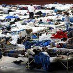 Беженцы устроили кровавые разборки в приюте Германии