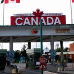 Столкновение на границе США и Канады