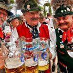 Как проходил Октоберфест в Баварии