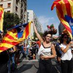 Каталонцы хотят выйти из состава Испании