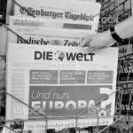 Немцы обвиняют греков в отправке в Германию нелегальных мигрантов