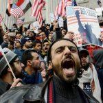 Численность иммигрантов в США выросла до 43,7 млн человек