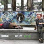 В Германии скоро увеличится число бездомных до миллиона