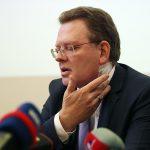 Прокуратура Германии расследует покушение на Андреаса Хольштайна