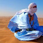 В пустыне Сахара спасли 386 заблудившихся мигрантов