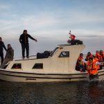 Крушение суда с мигрантами у берегов Турции