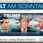 Куда исчезают нелегалы Германии