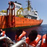 Испания снова спасла мигрантов