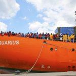 """Италия и Мальта снова не приняли судно """"Аквариус"""" с мигрантами"""