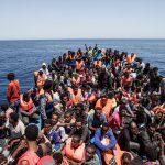 Спасено более 600 мигрантов из Ливии
