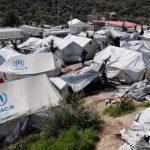 На Лесбосе хотят закрыть лагерь мигрантов