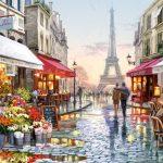 Романтичный Париж и его достопримечательности